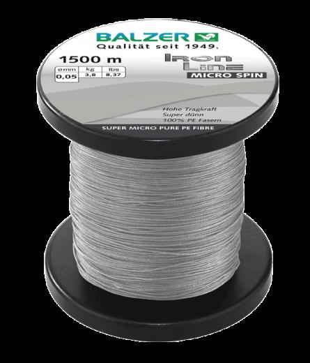 Trecciato Balzer_iron-line-micro-s_grigio