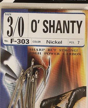 Amo Sasame O'SHANTY F-303