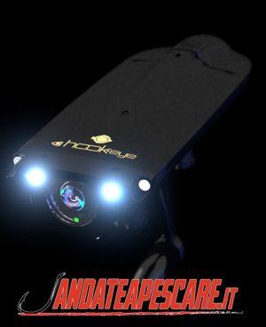 Hook eye camera la telecamera subacquea per la pesca