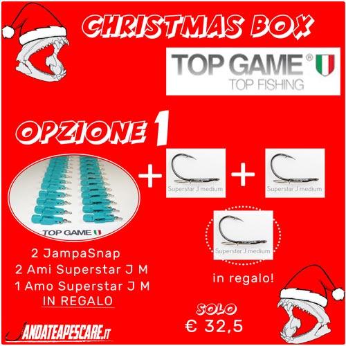 Christmas Box Traina 1 TopGame Fishing By Stefano Adami