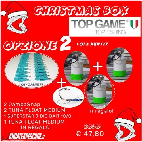Christmas Box Traina 2 TopGame Fishing By Stefano Adami