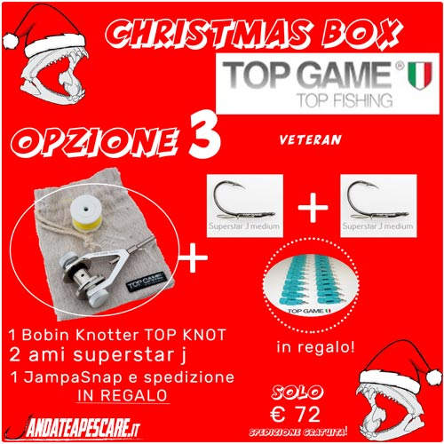 Christmas box Top Game 3