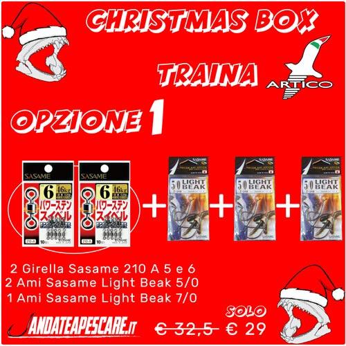 Christmas Box Traina 1 Artico By Stefano Adami