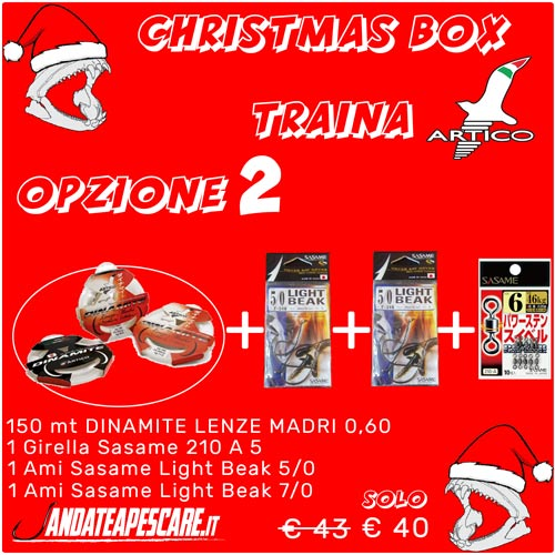 Christmas Box Traina 2 Artico By Stefano Adami