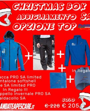 Christmas Box Abbigliamento TOP By Stefano Adami
