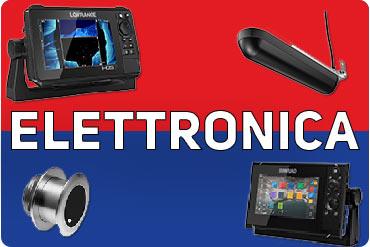 elettronica di bordo Lowrance simrad trasduttori e accessori