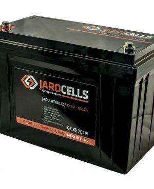 Batteria Jarocells LITIO Li Fe Po4 100A 12V