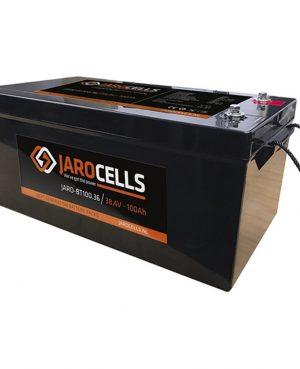 Batteria Jarocells LITIO Li Fe Po4 36 V 100A