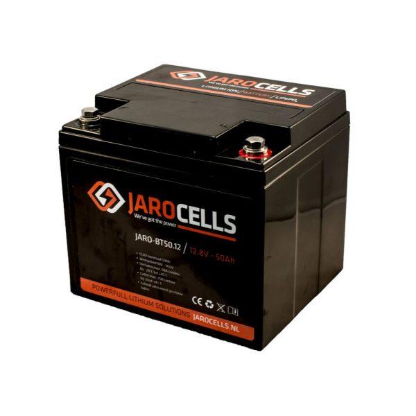 Batteria Jarocells LITIO Li Fe Po4 50A 12V