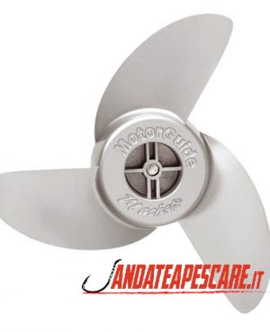Elica Machete III in alluminio per Motor Guide