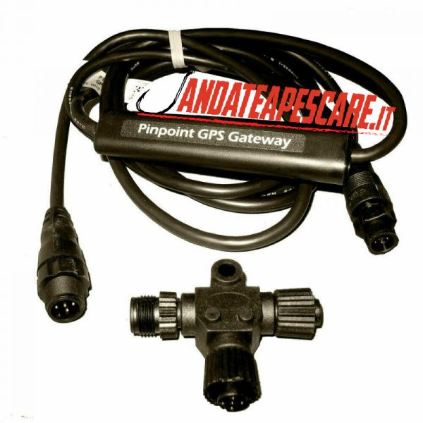 Kit Pinpoint Gps GATEWAY motor guide