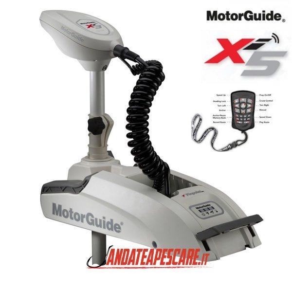 Motor Guide XI5 e XI3 andateapescare.it