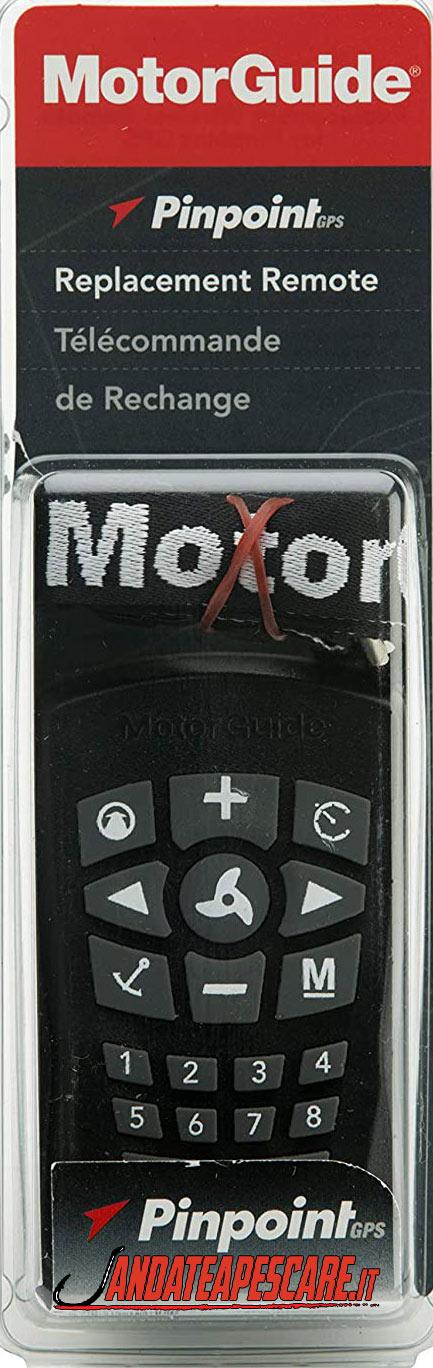 Telecomando sostitutivo Motor Guide