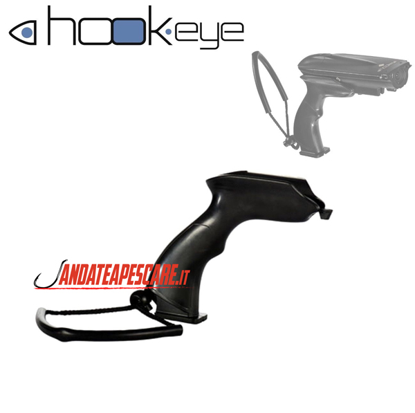 impugnatura hook eye per immersioni e riprese speciali