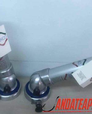 Porta canne Janco Mistral di alluminio