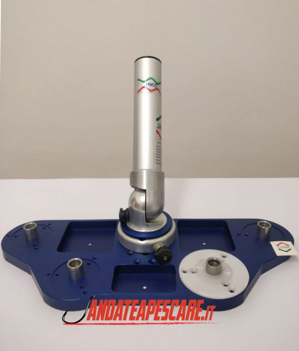 Roket Janco best drifting al tonno con porta canne Mistral