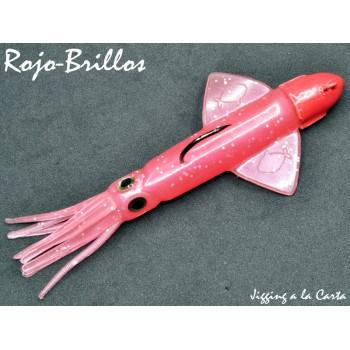 Artificiale di gomma Xipi JLC Rosso Brillante