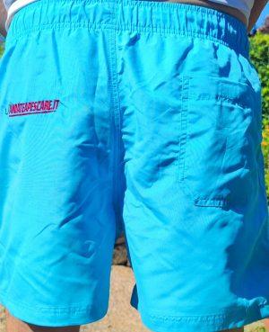 Costume marcature Stefano Adami Azzurro retro