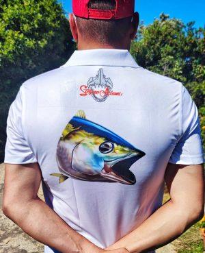 Magliett marcature Stefano Adami Tonno retro
