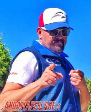 Smanicato da pesca Marcature Stefano Adami life