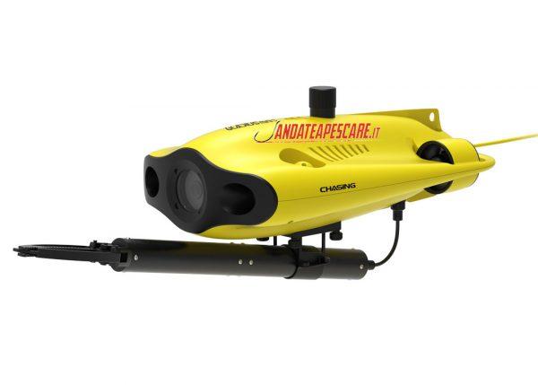 Gladius mini S Row subacqueo con braccio robotico