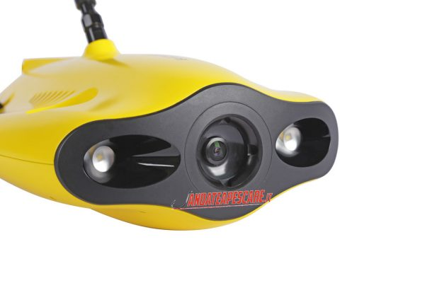 Gladius mini drone subacqueo chasing